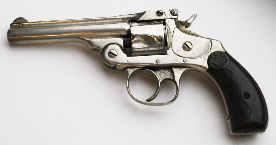 Smith & Wesson .32 cal 5 shot revolver - 2