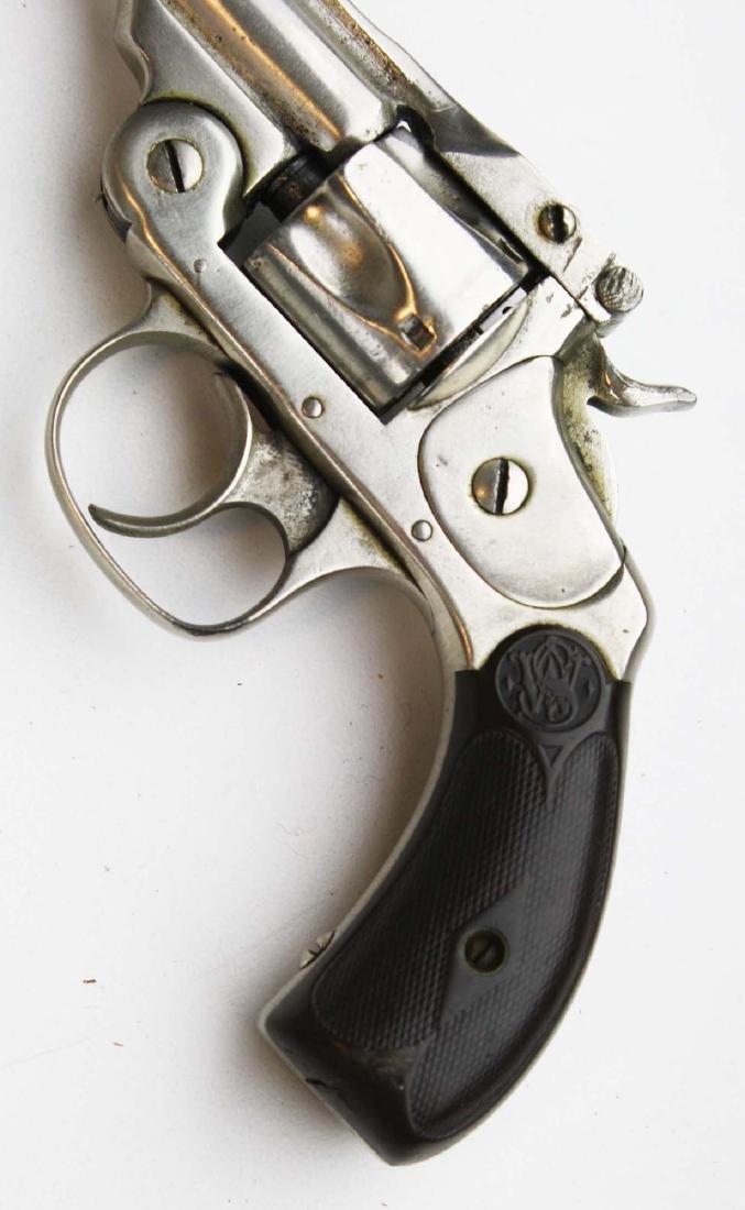 Smith & Wesson .32 cal 5 shot revolver - 3