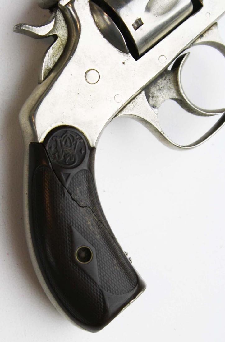 Smith & Wesson .32 cal 5 shot revolver - 4