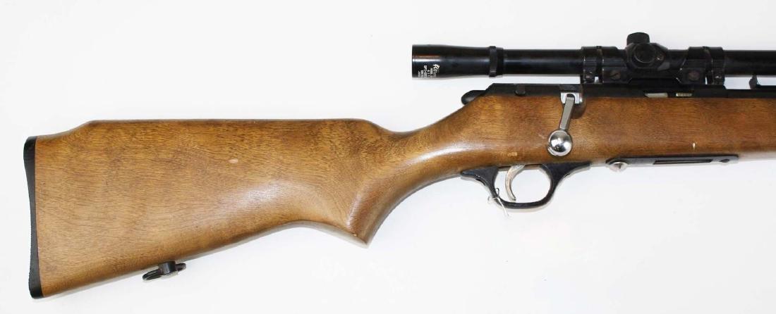 Glenfield Model 25 .22 cal bolt action rifle