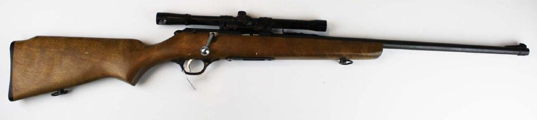 Glenfield Model 25 .22 cal bolt action rifle - 2