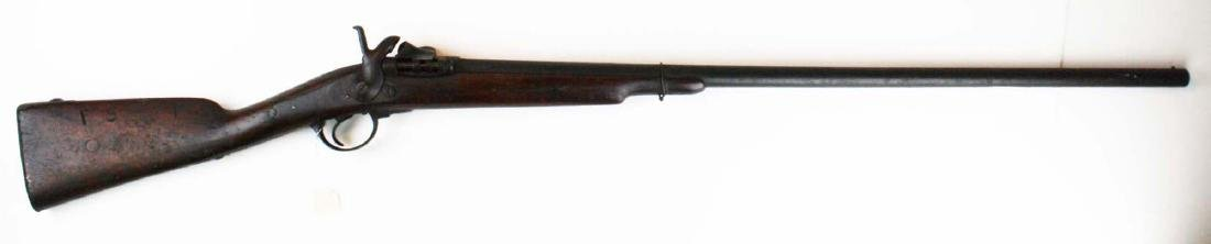 Antique French Tulle smooth bore musket - 2