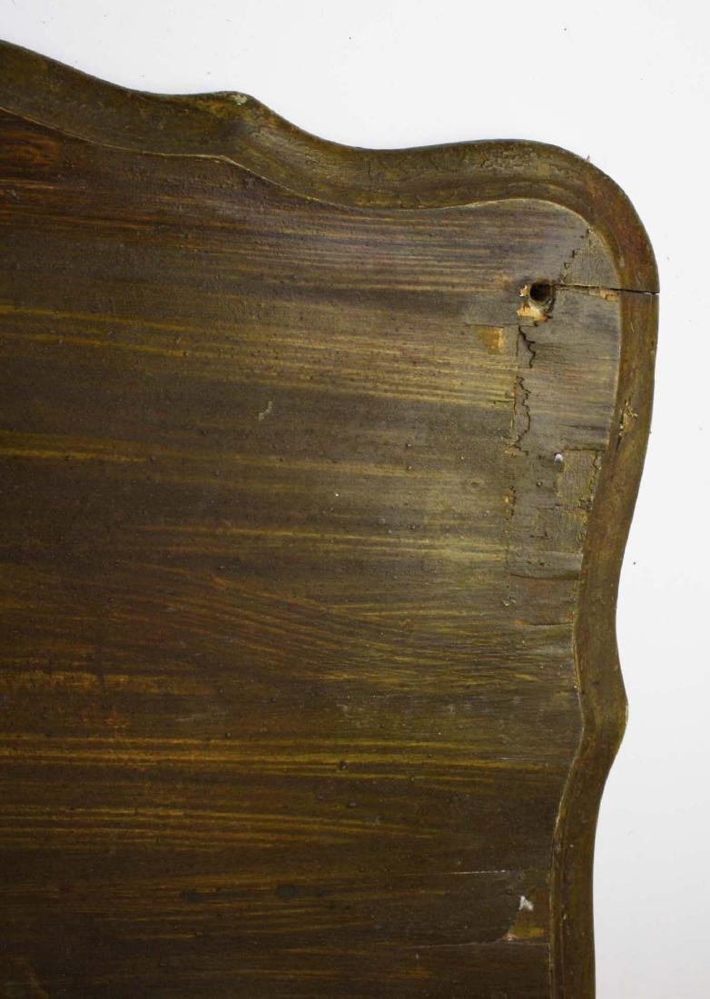 Felipe Archuleta Santa Fe bear plaque - 4