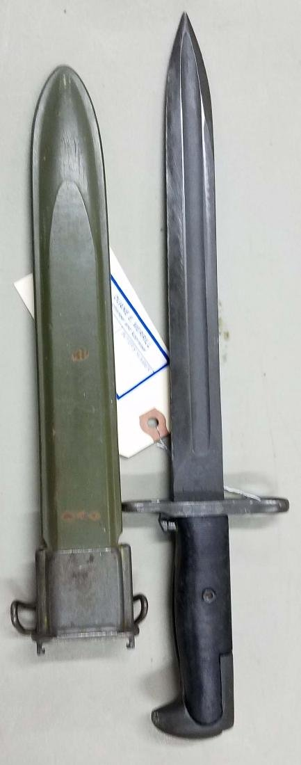 US Model of 1942 Pal Bayonet