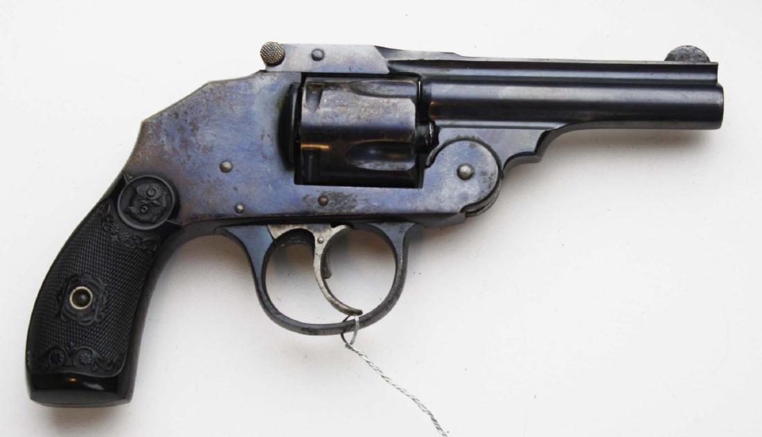 Iver Johnson .32 cal., 5 shot revolver