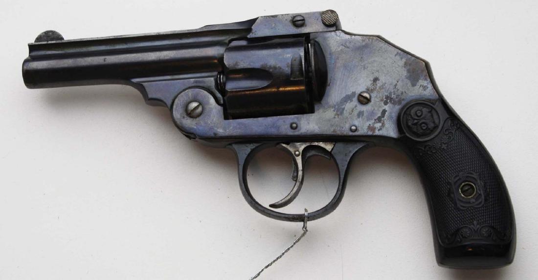 Iver Johnson .32 cal., 5 shot revolver - 2