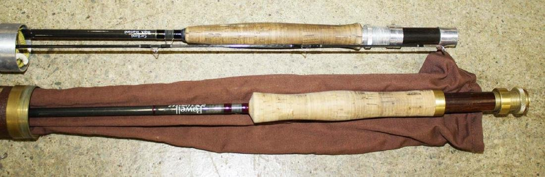 Powell 4 pc pack fly rod