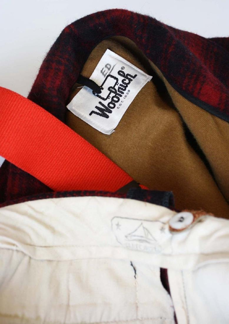 Woolrich Wool jacket and pants - 2