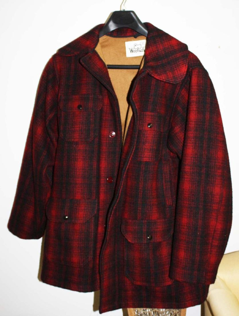 Woolrich Wool jacket and pants - 3