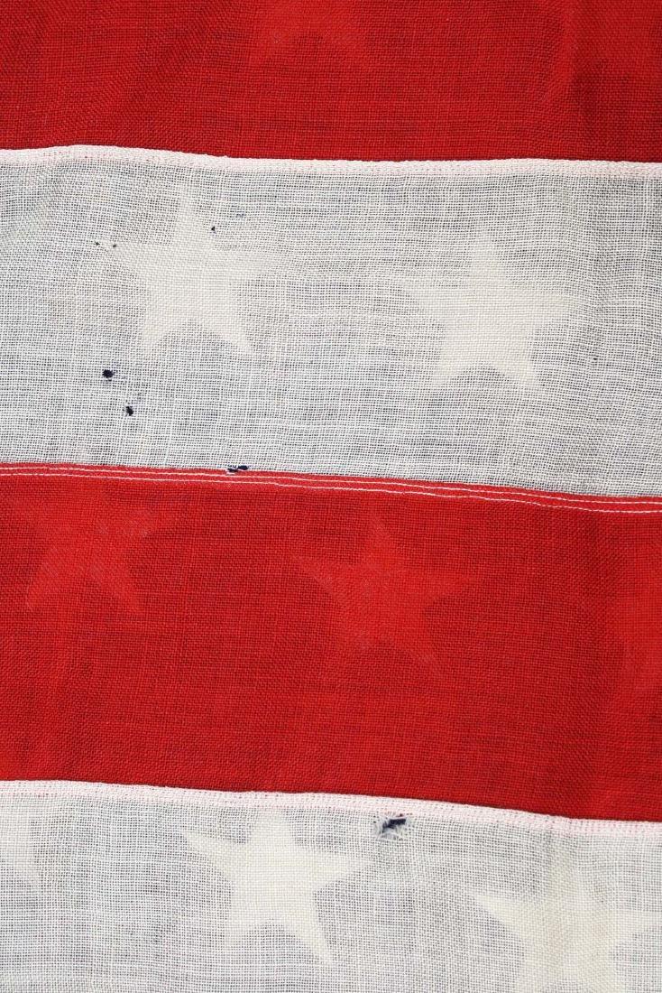 vintage 1896 US 45 star flag - 4