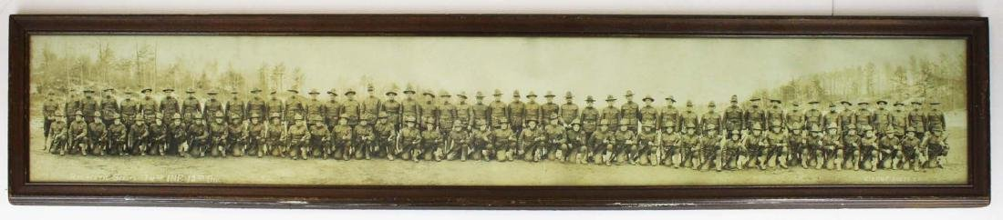 US WWI 74th Inf Reg Scouts long photo