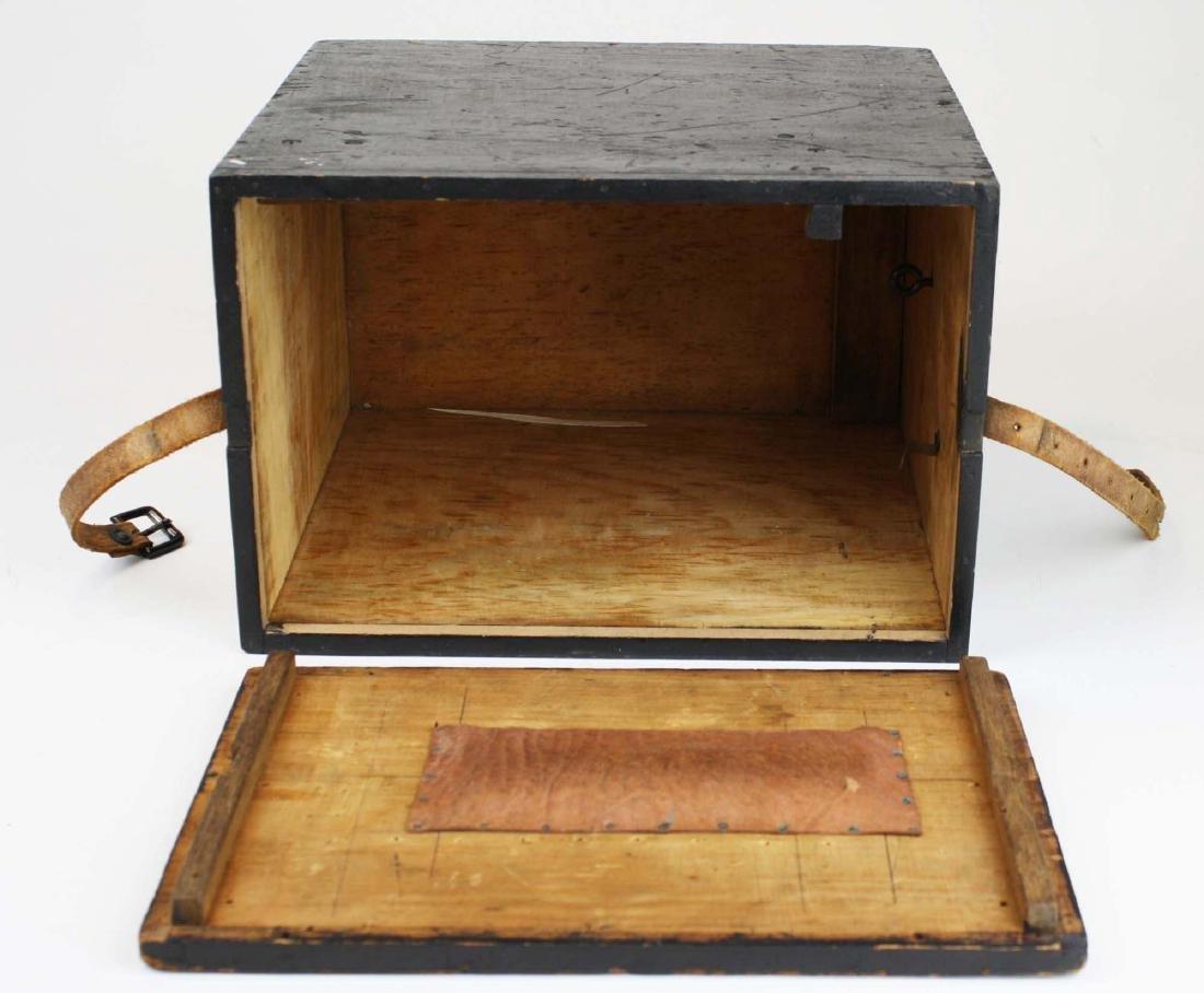 Patent model Hallidays steering apparatus ca 1880 - 10