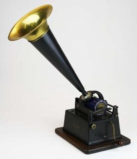 Edison Gem cylinder phonograph