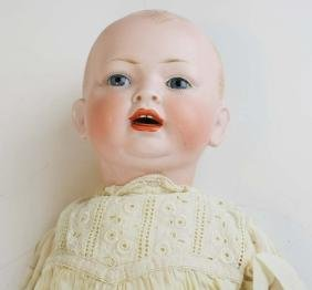 attributed Kestner #151 character baby