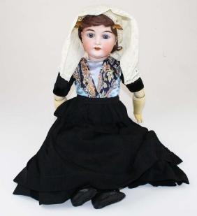Gebruder Kuhnlenz #29 child doll