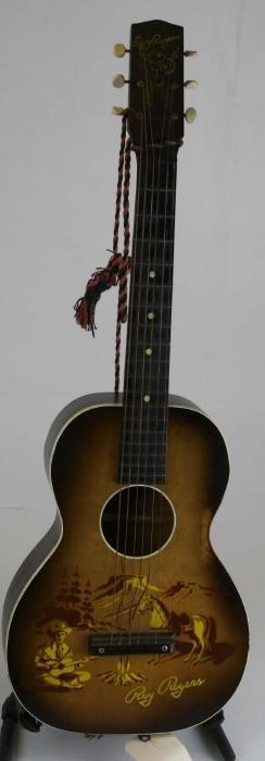 Kay-Roy Rogers Parlor guitar