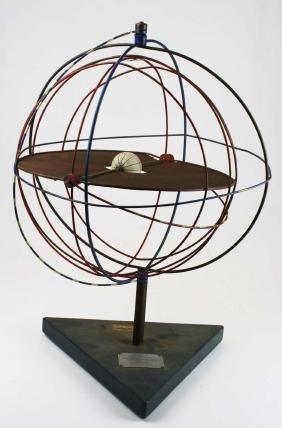 USN Nautical Astronomy model.