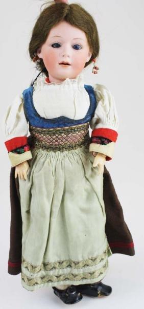 ca 1911 Heubach child doll