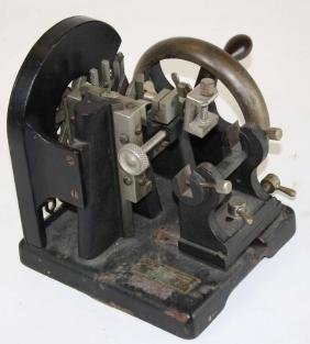 Bausch and Lomb rotary microtome