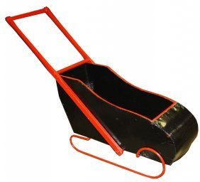 19th c child's driving sled