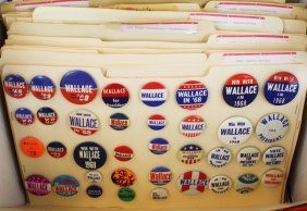 1960's Campaign Buttons
