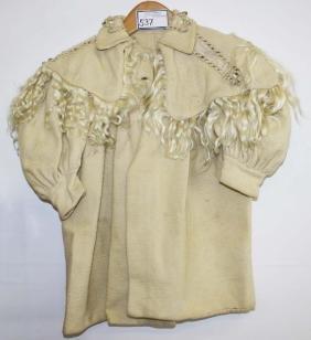 late Victorian child's coat