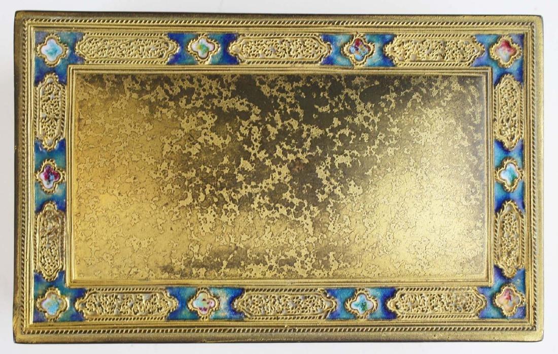 Tiffany Furnaces double X cigarette box - 5