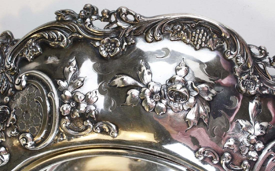 Tiffany & Co. sterling silver center bowl - 3