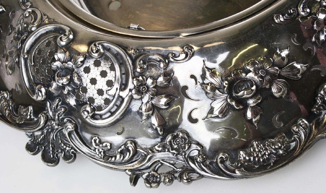 Tiffany & Co. sterling silver center bowl - 4