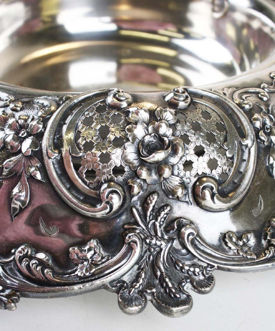 Tiffany & Co. sterling silver center bowl - 5