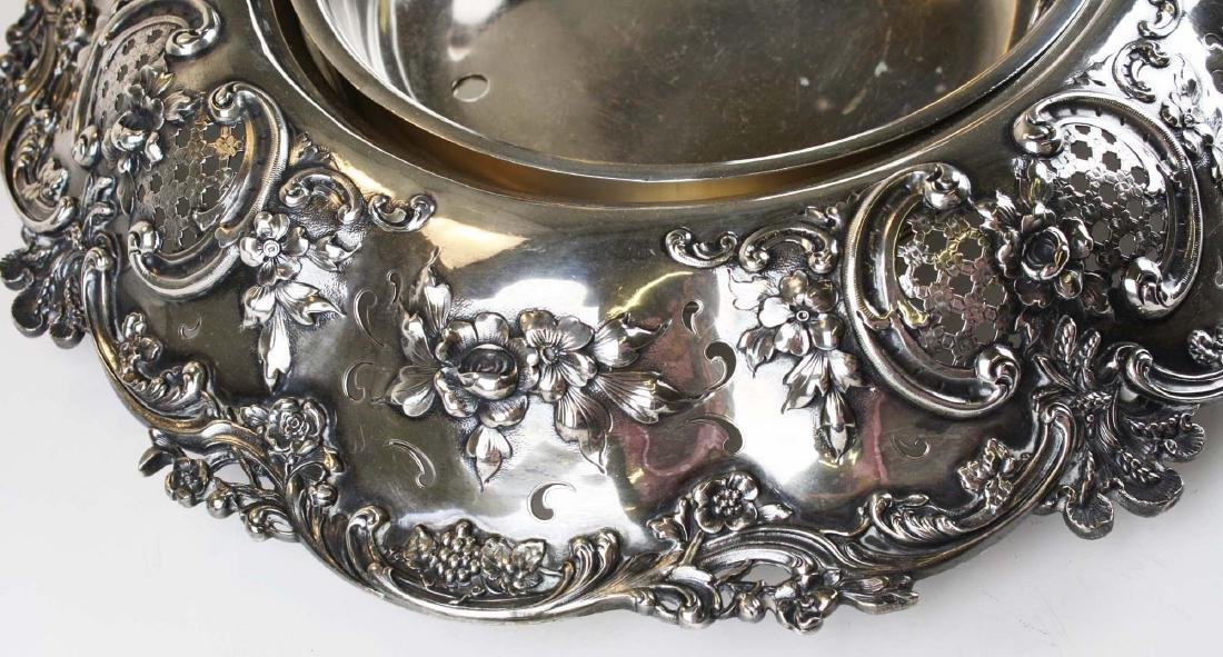 Tiffany & Co. sterling silver center bowl - 6