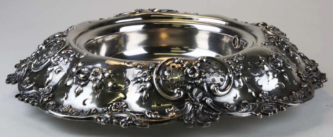 Tiffany & Co. sterling silver center bowl - 7