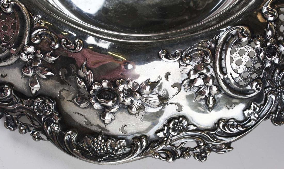Tiffany & Co. sterling silver center bowl - 9
