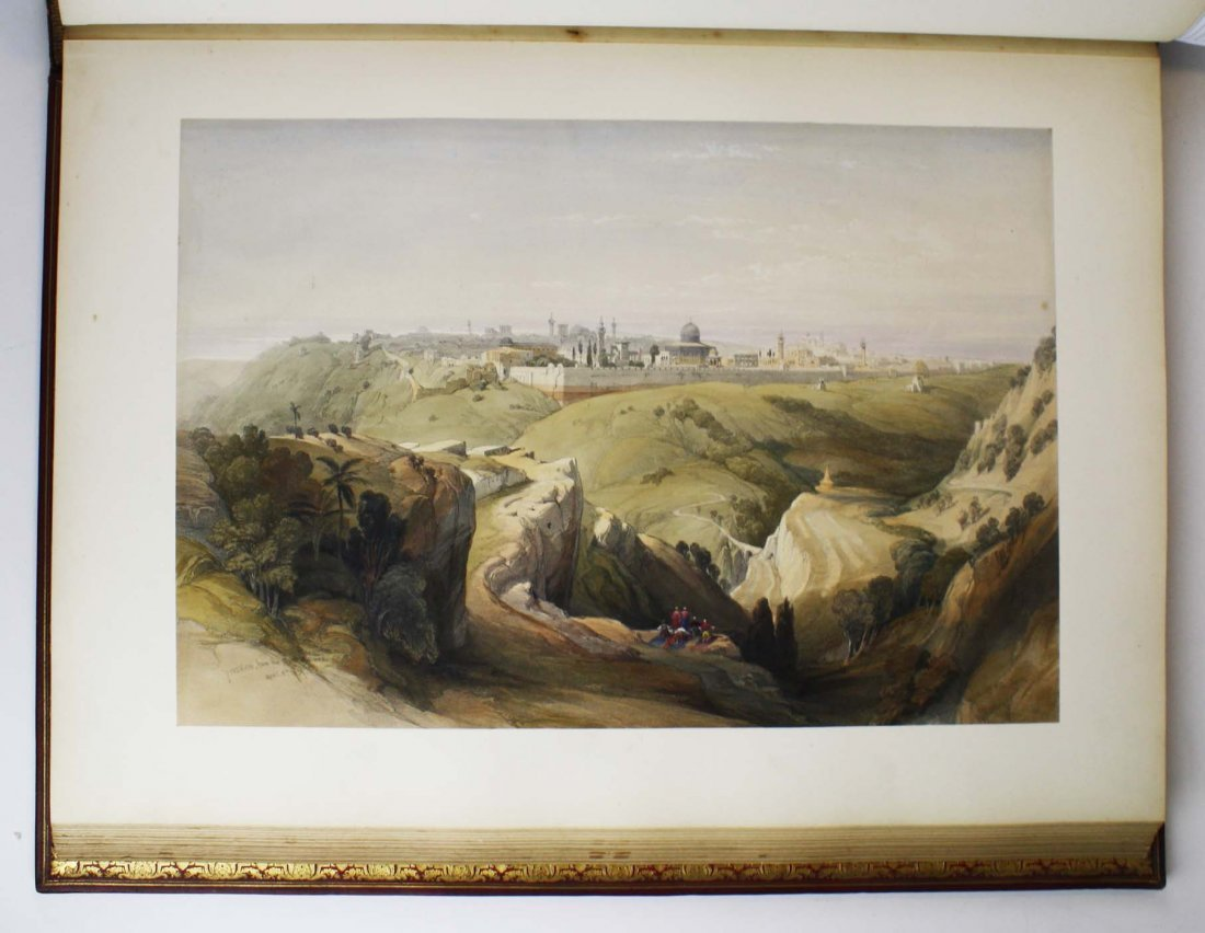 1842 Roberts's Sketches in the Holy Land - 10
