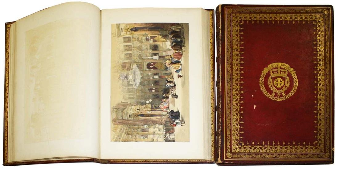1842 Roberts's Sketches in the Holy Land