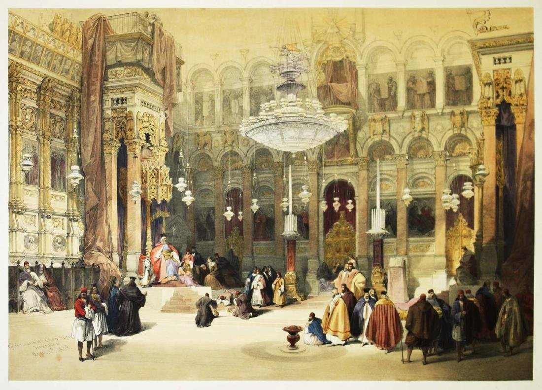 1842 Roberts's Sketches in the Holy Land - 2