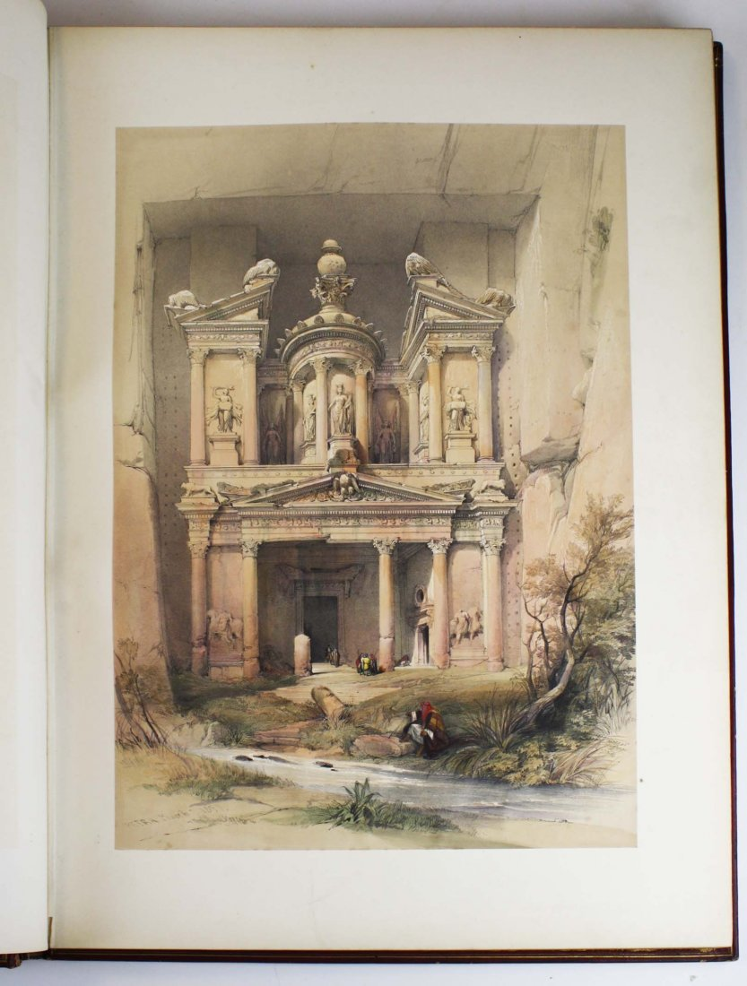 1842 Roberts's Sketches in the Holy Land - 6