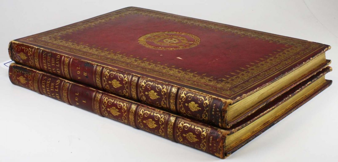 1842 Roberts's Sketches in the Holy Land - 8