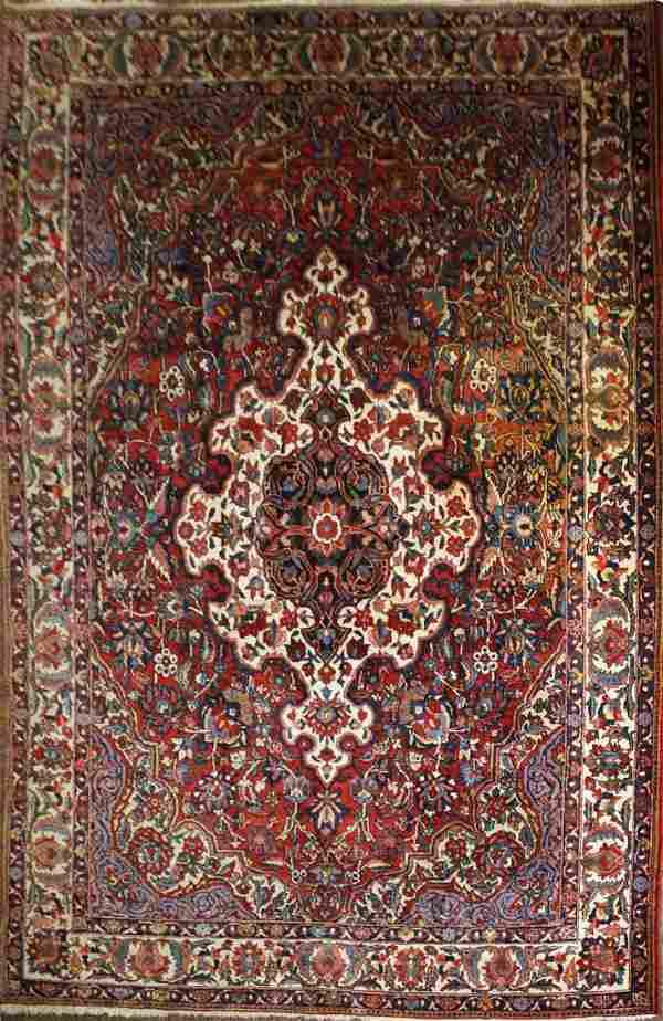 late 20th c Oriental room size carpet