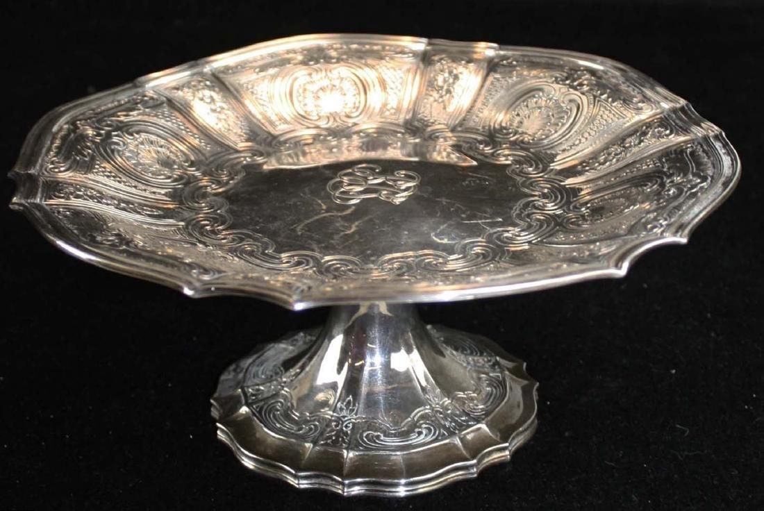 Tiffany & Co. sterling silver taza