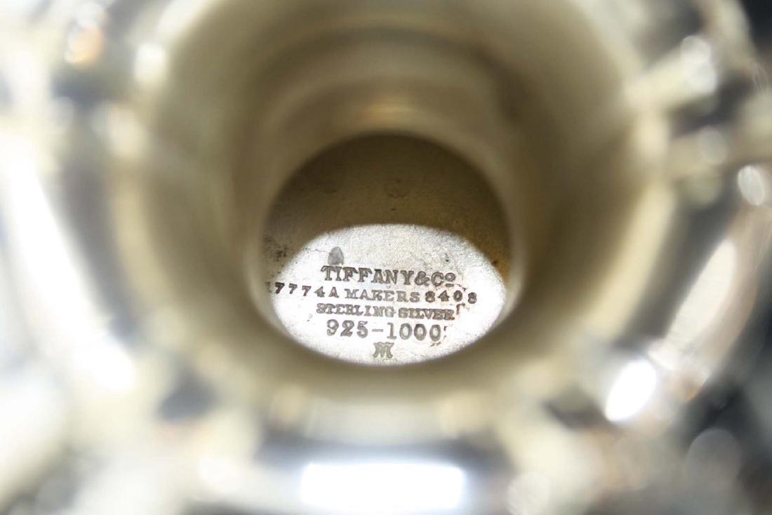 Tiffany & Co. sterling silver taza - 6