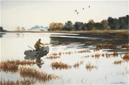 Churchill Ettinger (AM 1903-84) Early Arrivals