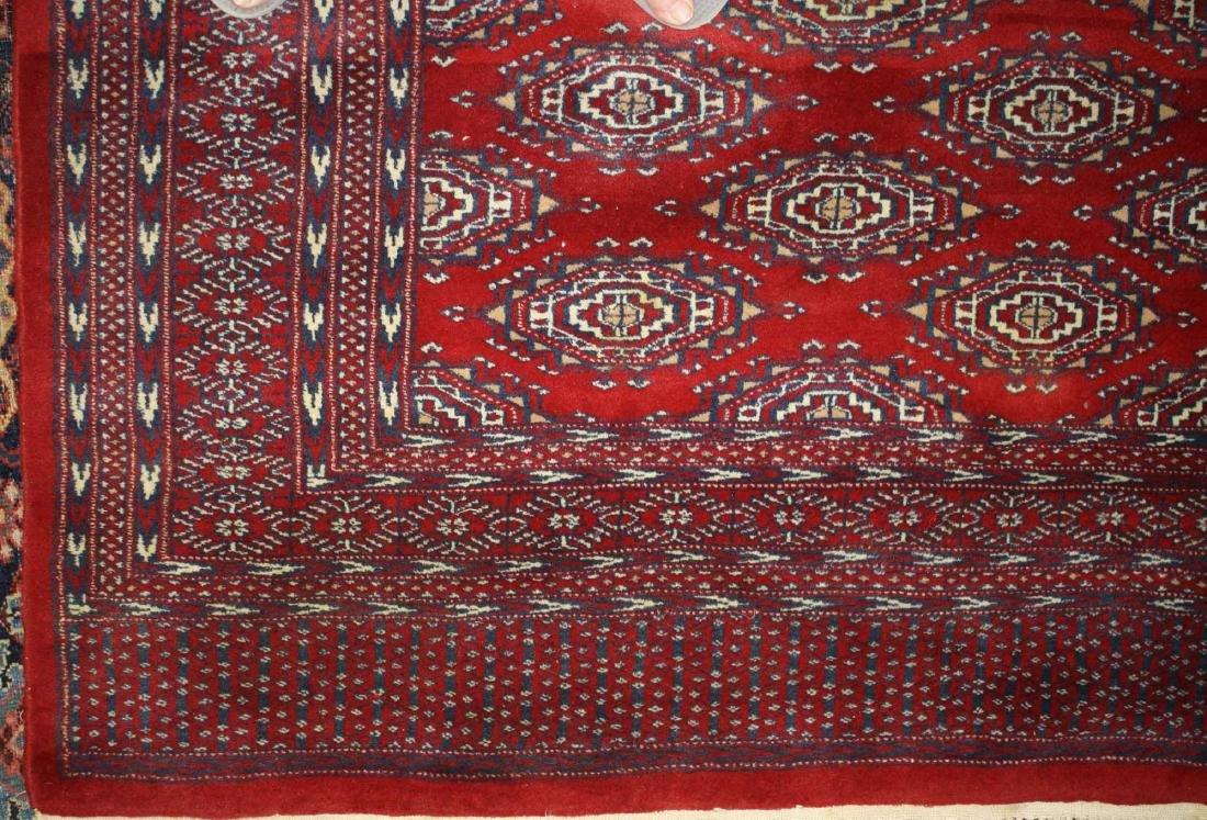 late 20th c Tekke style main carpet - 2
