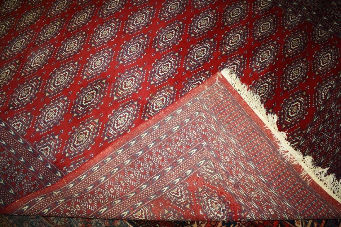 late 20th c Tekke style main carpet - 5