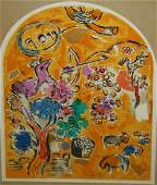 Marc Chagall (FR 1887-1985) Tribe of Joseph