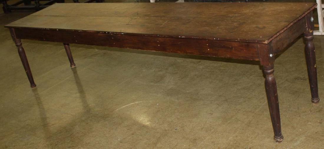 19th C country store table