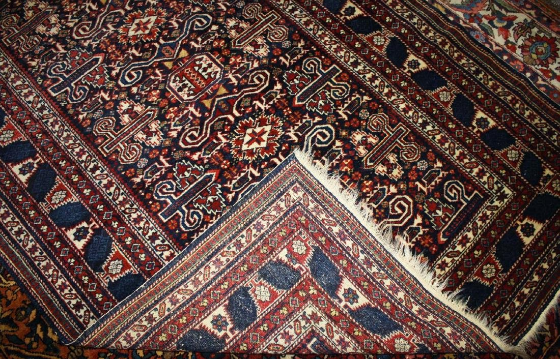 mid 20th c Persian area rug - 2