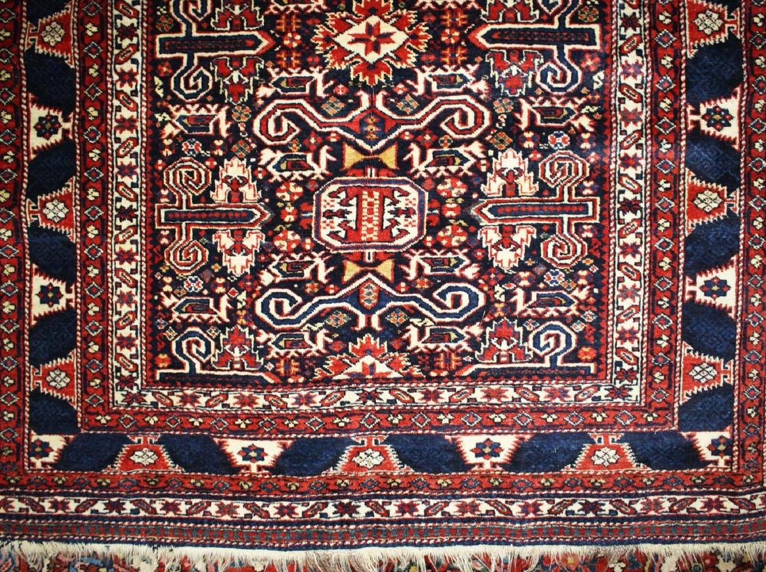 mid 20th c Persian area rug - 3