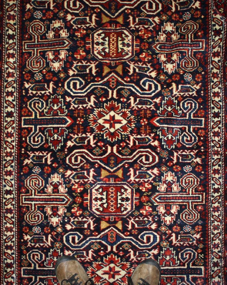 mid 20th c Persian area rug - 4