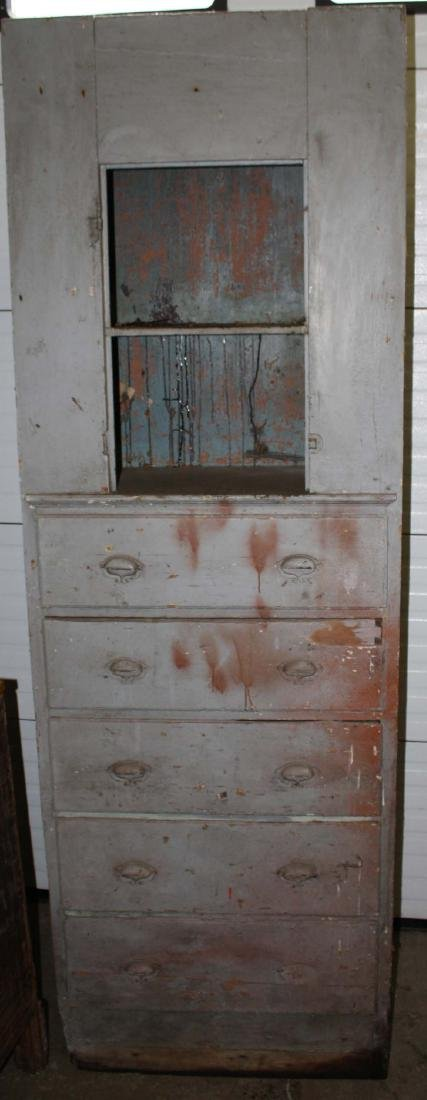 Shaker Wall Cupboard From Enfield NH